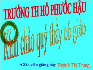 Gio vin ging dy Th ba ngy 08