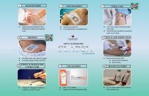 1 HAND HYGIENE 2 v Appropriate hand hygiene