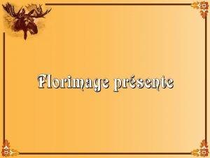Sa Majest dAmrique du Nord Lorignal est le