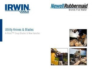 Utility Knives Blades Utility Knives and Blades 4