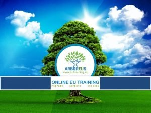 Mintacm szerkesztse ONLINE EU TRAINING Online EU Training