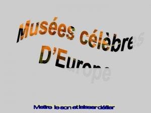 Dernier n des muses marseillais Le muse des