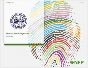 June 17 2020 Town of East Bridgewater IAC