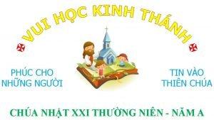 PHC CHO NHNG NGI TIN VO THIN CHA