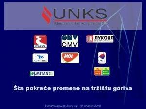 ta pokree promene na tritu goriva Balkan magazin