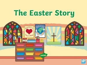 The Easter Journal It was Easter Sunday and
