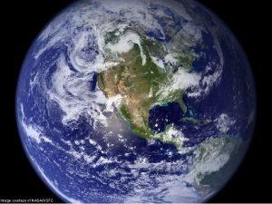 Image courtesy of NASAGSFC Global Climate Change How