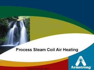 Process Steam Coil Air Heating Process Steam Coil