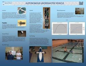 AUTONOMOUS UNDERWATER VEHICLE overview Control The ultimate purpose