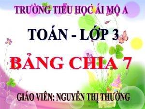 Ton 1 Em hy c thuc bng nhn