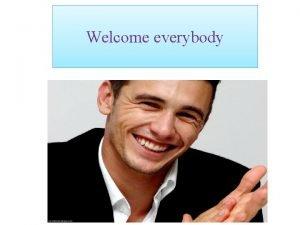 Welcome everybody Techers Identity Md Nasirul Islam Assistant