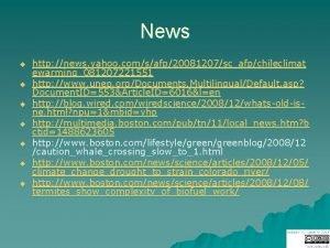 News u u u u http news yahoo
