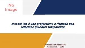 EMCC Il coaching una professione e richiede una
