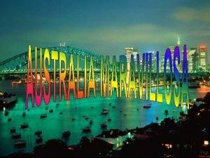 SIDNEY Sidney est situada al sudeste de Australia