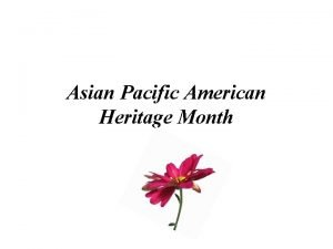 Asian Pacific American Heritage Month Asian Inventors Inventions
