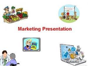 Marketing Presentation Agenda Aim Steps to follow Organization