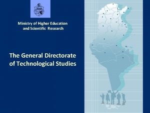 Ministry of Higher Education and Scientific Research The