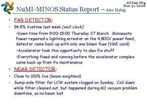 All Exp Mtg Mar 31 2008 Nu MIMINOS
