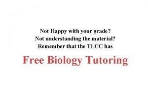 Not Happy with your grade Not understanding the