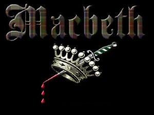 Macbeth Act I Mrs Mckniff Act I scene