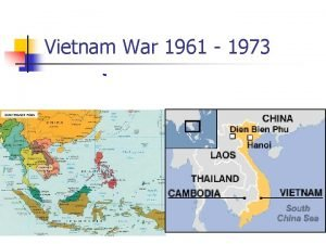 Vietnam War 1961 1973 Basics Vietnam French Colony