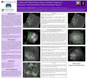 LBand PBand Observations of Galactic Supernova Remnants with