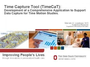 Time Ca T Time Capture Tool Time Ca