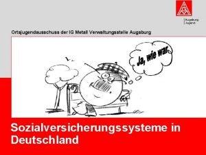 Augsburg Jugend Ortsjugendausschuss der IG Metall Verwaltungsstelle Augsburg