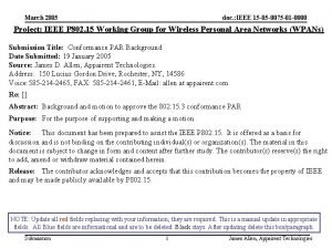 doc IEEE 15 05 0075 01 0000 March