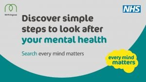 Our mental health We all have mental health