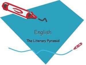 English The Literary Pyramid Teaching Plot Structure Plot