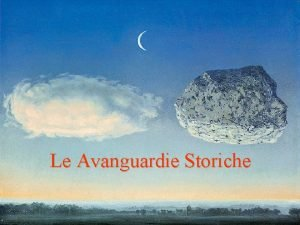 Le Avanguardie Storiche Espressionismo LES FAUVES Francia 1905