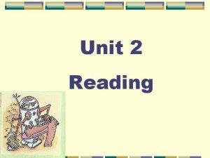 Unit 2 Reading New words virus dustbin mess