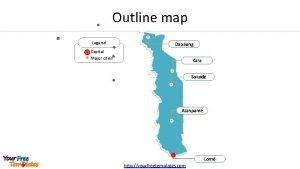 Outline map Legend Dapaong Capital Major cities Kara
