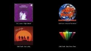 D C Lewis Mijn Gebed Daft Punk Around