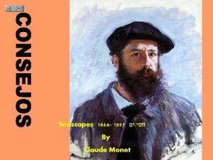 Seascapes 1864 1897 By Claude Monet 1 Un
