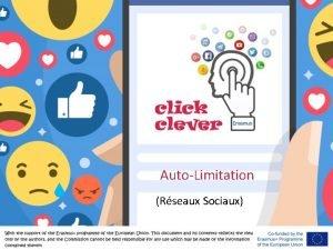 AutoLimitation Rseaux Sociaux Introduction Aujourdhui avec les rseaux