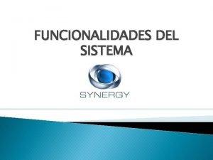 FUNCIONALIDADES DEL SISTEMA Autoevaluacin Formulario de Autoevaluacin Planes