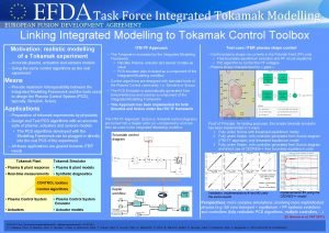 Task Force Integrated Tokamak Modelling Linking Integrated Modelling