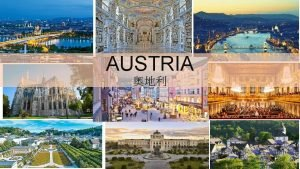 AUSTRIA Palace and Gardens of Schnbrunn Tourist Attractions