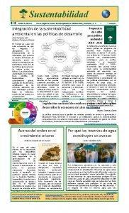 Sustentabilidad Ciudad de Mxico Gaceta digital del Centro