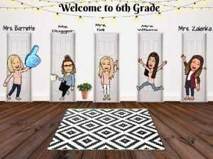 Welcome to 6 th Grade 6 th Grade