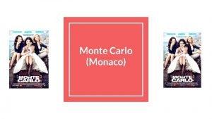 Monte Carlo Monaco Monte Carlo Timeline 2011 Selena