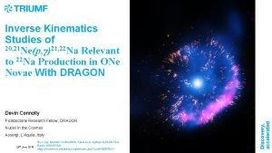 Inverse Kinematics Studies of 20 21 Nep 21