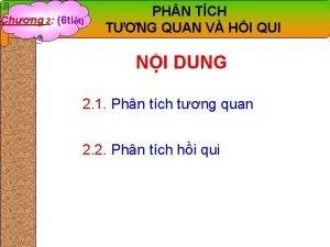 Chng 2 6 tit PH N TCH TNG