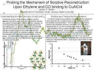 Probing the Mechanism of Sorptive Reconstruction Upon Ethylene