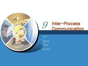 49 InterProcess Communication IPC Signal Pipe Socket Section