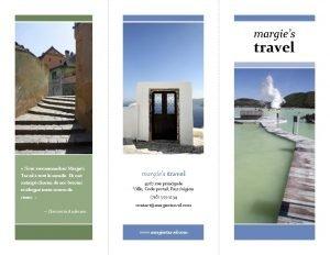 margies travel Nous recommandons Margies Travel tout le