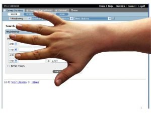 Introducing Web Dewey 2 0 1 Web Dewey