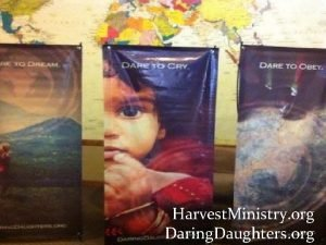 Harvest Ministry org Daring Daughters org Harvest Ministry